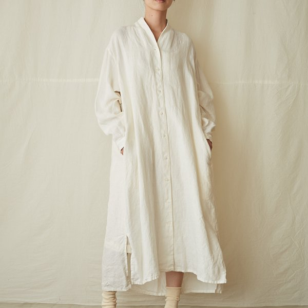 shawl-collar dress