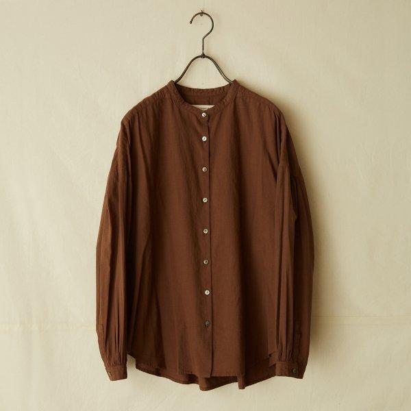 gathered blouse I