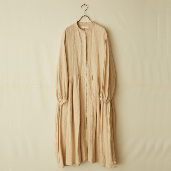 tucked dress