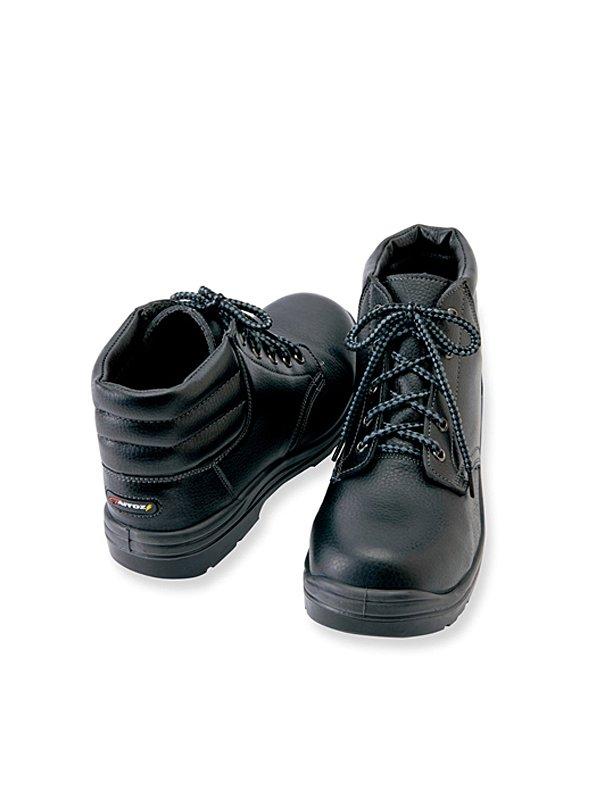 セーフティシューズ(ウレタンミドル靴ヒモ)