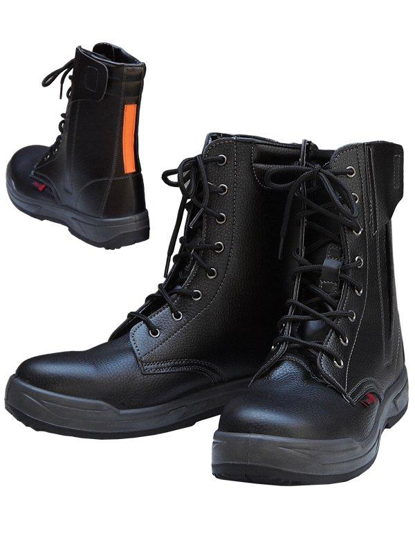 新準則型消防長編上靴