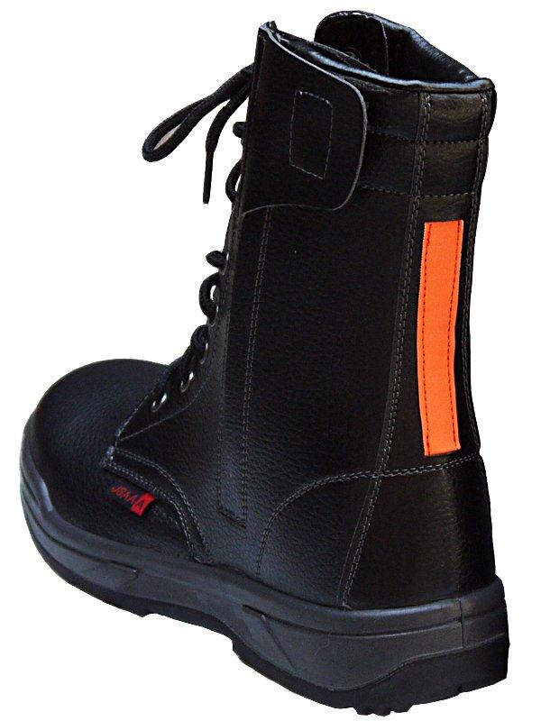 新準則型消防長編上靴【画像3】