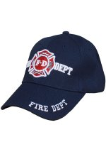 F.D「FIRE DEPT.」CAP