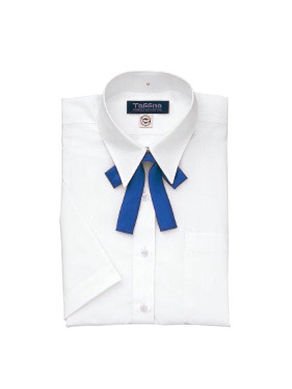 女性用半袖カッターシャツ(タフナブラウス)