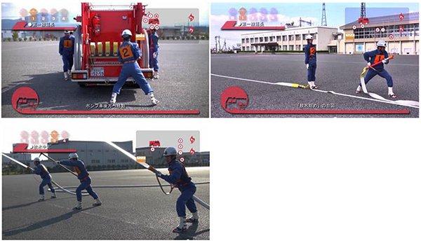 【DVD】HOW TO 消防操法 ポンプ車編【画像3】