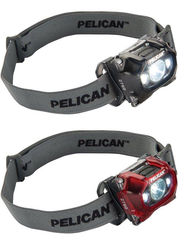 ペリカンLEDヘッドライト 2760 PELICAN