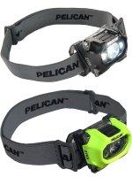 ペリカンLEDヘッドライト 2765 ラバーバンド付 PELICAN