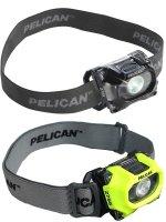 ペリカンLEDヘッドライト 2755 ラバーバンド付 PELICAN