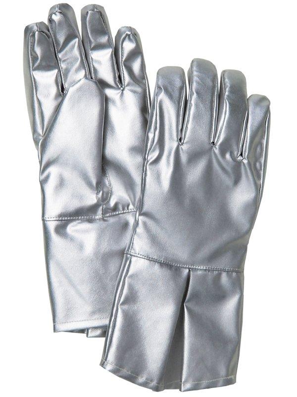 アルミックス5本指手袋