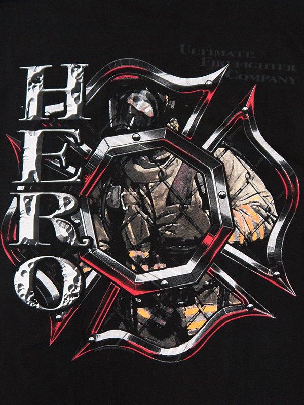 HERO 消防Tシャツ【画像2】