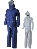 アメリカ消防Tシャツ 軽量・透湿レインスーツ FINE FIELD(ファインフィールド)No.400(雨衣)