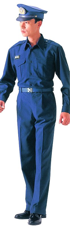 【在庫限り】消防盛夏服(SD)カッター半袖上衣【画像3】
