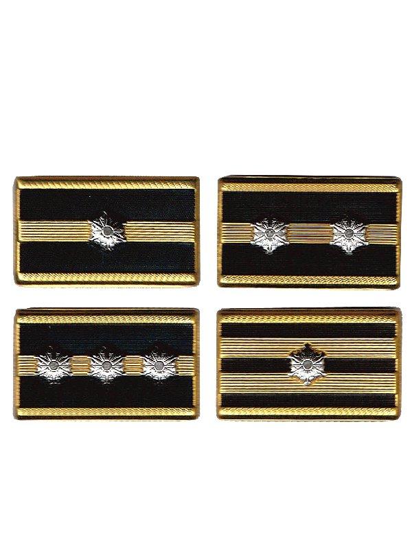 消防吏員用樹脂階級章:2