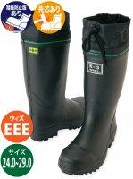 長靴 安全ゴム長靴(踏み抜き抵抗板入り)(K−3)