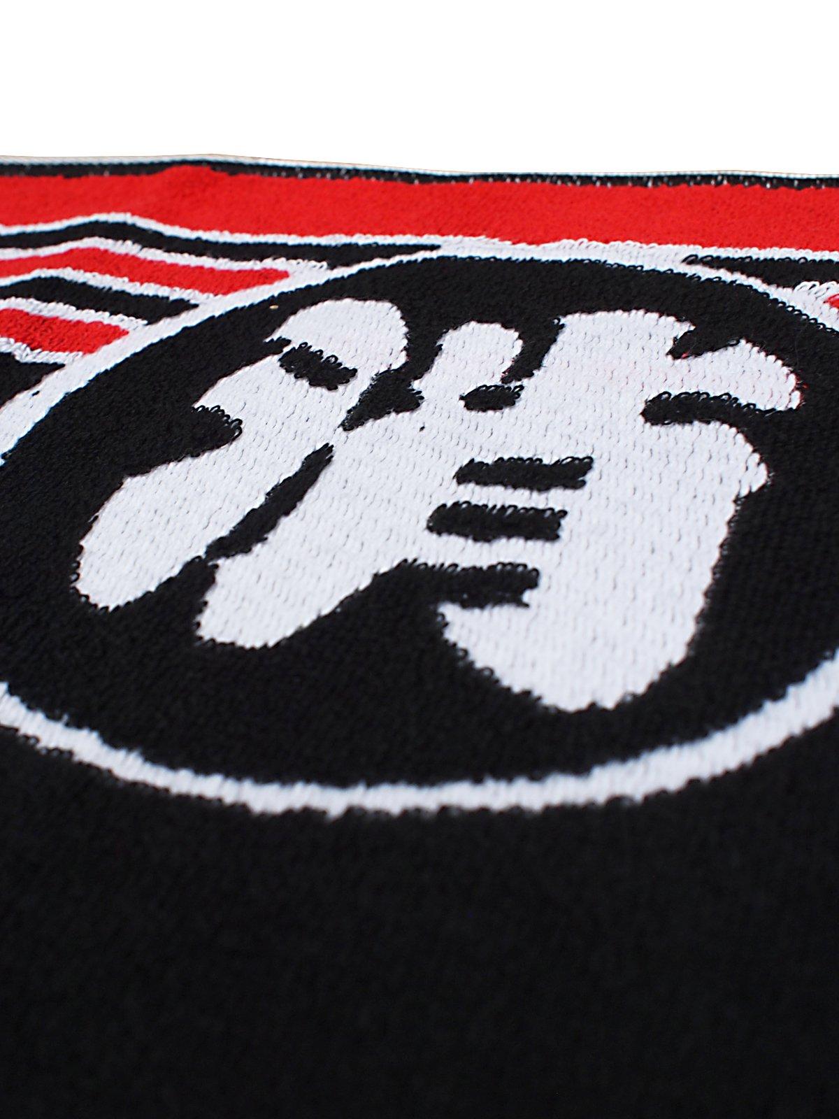 フェイスタオル(消防団法被デザイン)450匁今治タオル 熨斗対応【画像3】