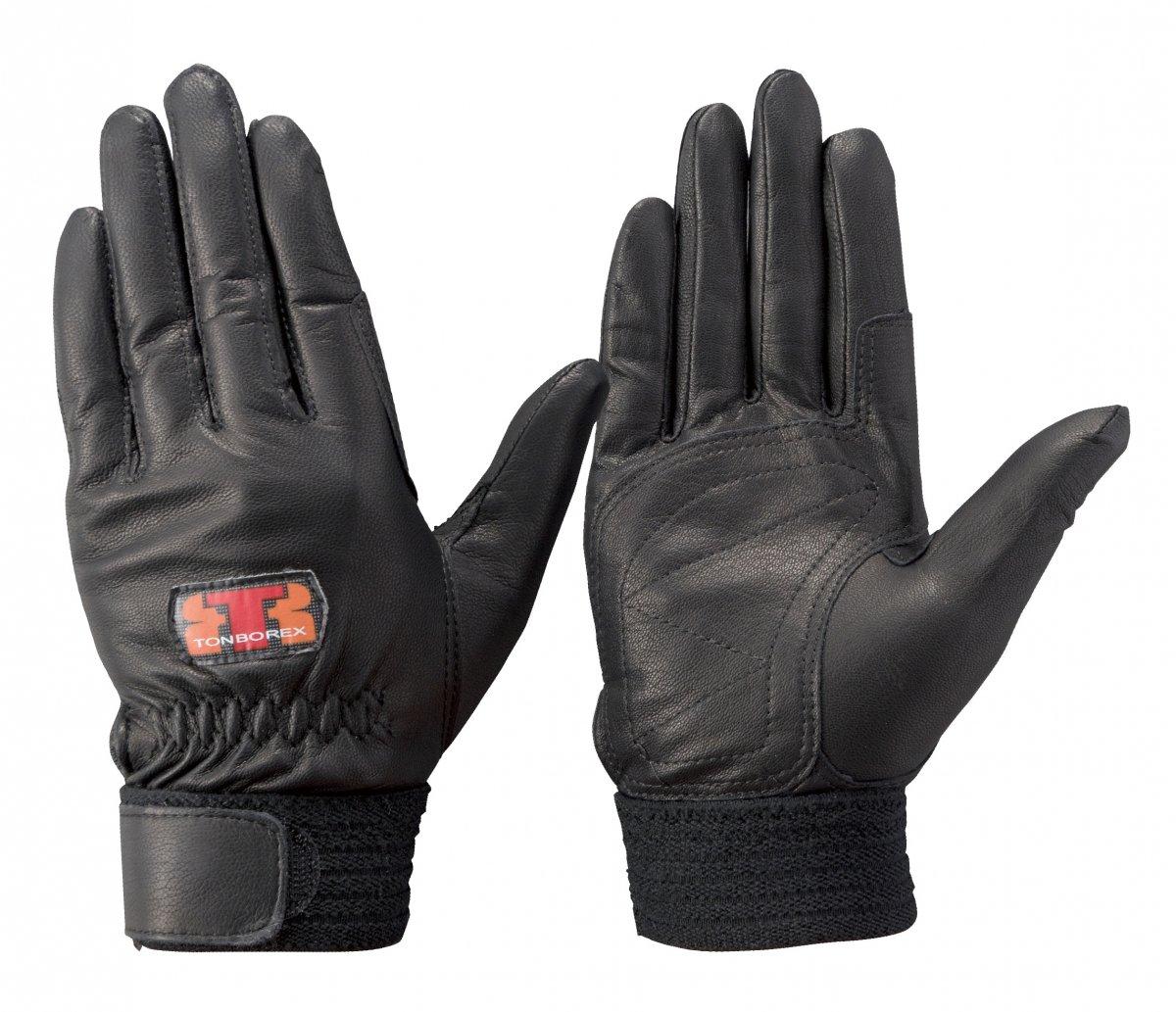 トンボレックス G-REX31BK 山羊革製手袋