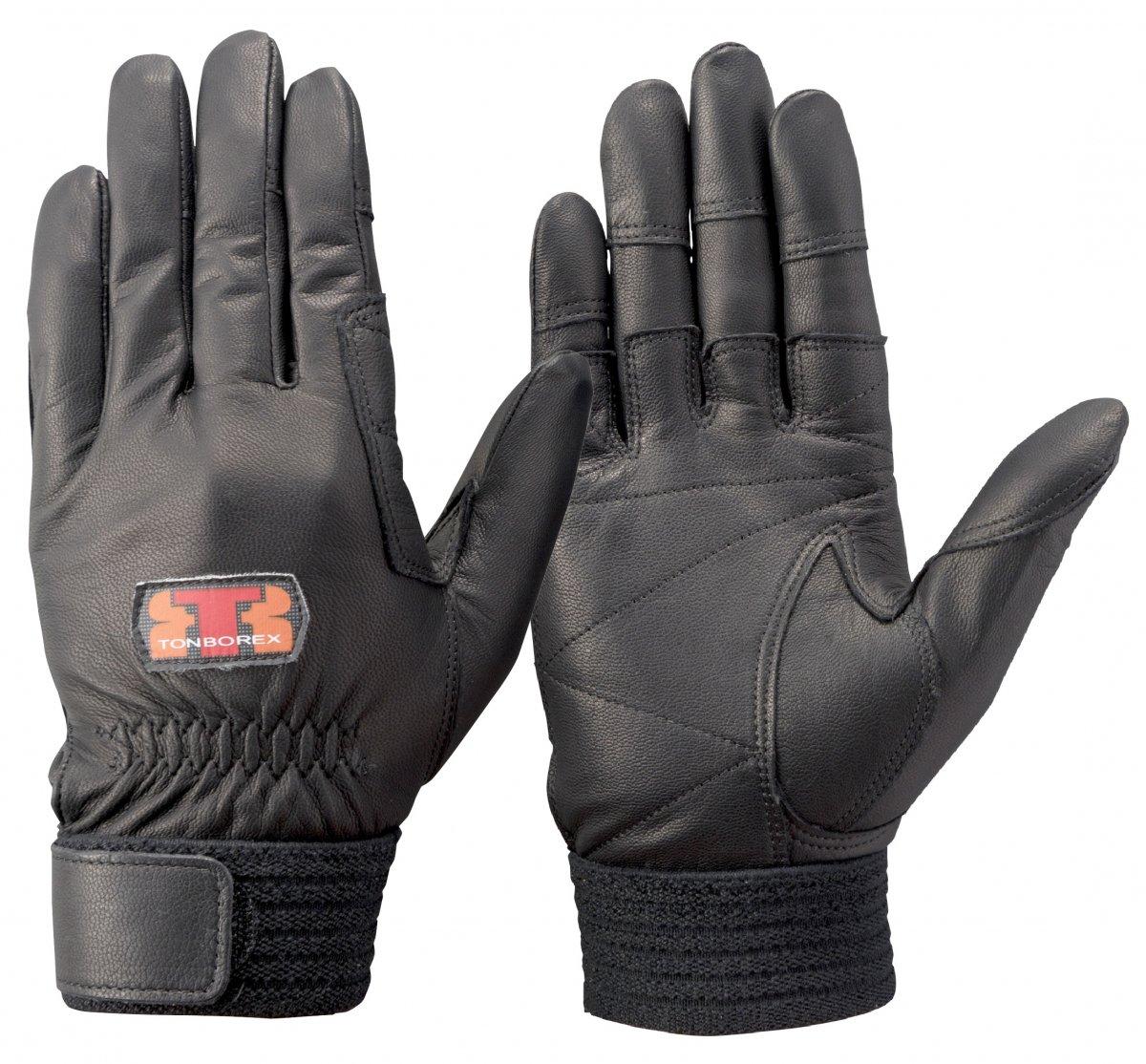 トンボレックス G-REX32BK 山羊革製手袋