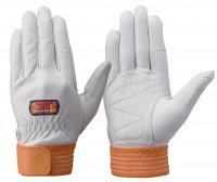 刺繍・裾上げ トンボレックス R-330R 羊革製手袋