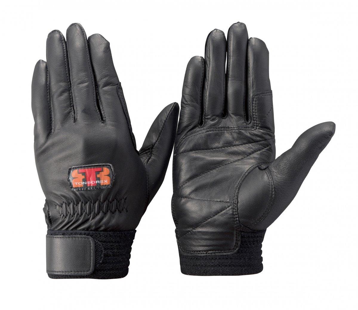 トンボレックス RS-941BK 羊革製手袋