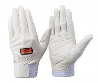 刺繍・裾上げ トンボレックス RS-941W 羊革製手袋
