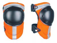 子供用防火衣 ALTA PRO ニーパッド トンボレックス G-ALT50963(反射材付)