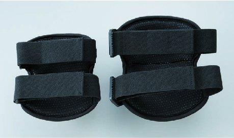 トンボレックス G-JPS5BK ハードタイプ樹脂パッド(肘・膝セット)【画像2】