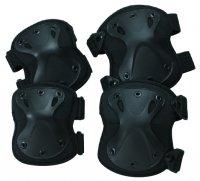 防火・作業用手袋 トンボレックス G-JPS5BK ハードタイプ樹脂パッド(肘・膝セット)