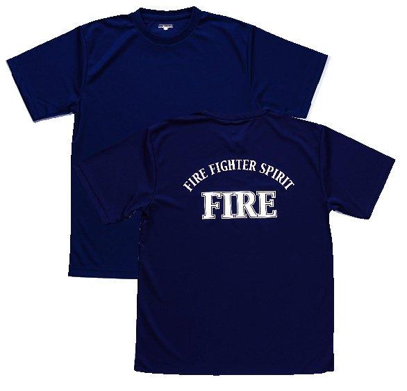 トンボレックス G-T2132NV-F 半袖Tシャツ
