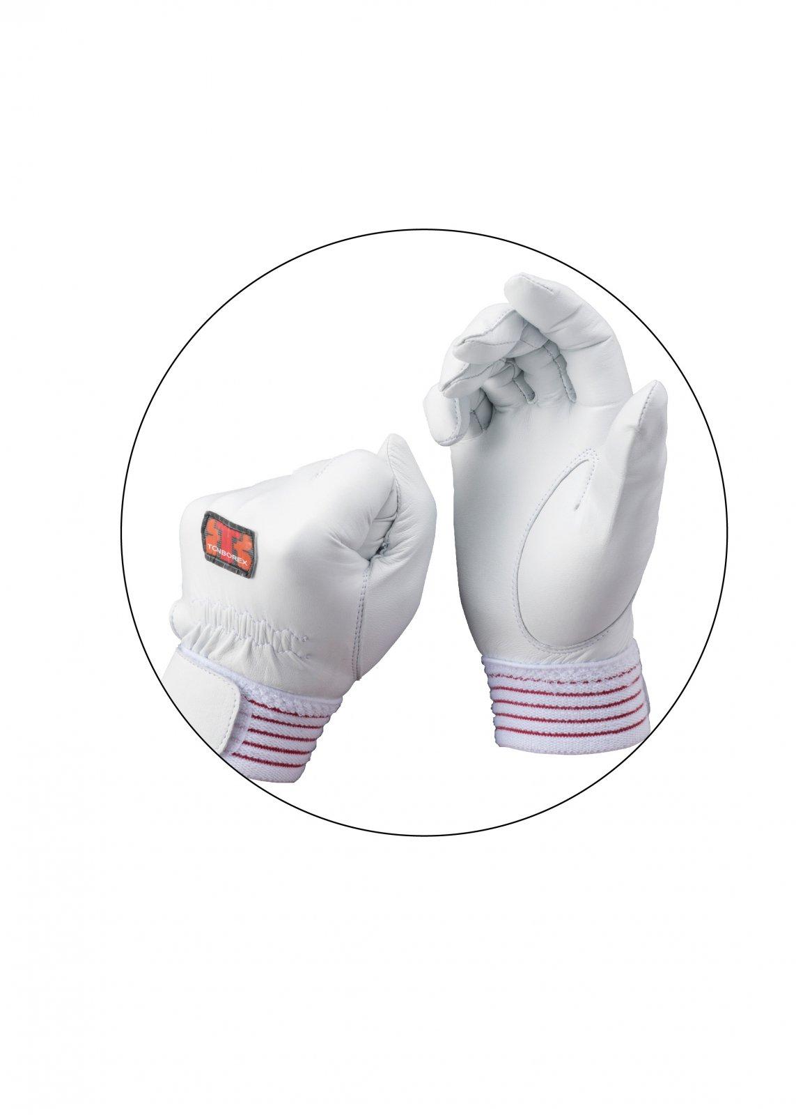 トンボレックス R-MAX1 EX 羊革製手袋【画像2】