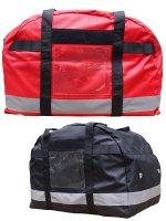 レスカス手袋(日本グローブサービス) 大型ボストンバック(防火服・防火靴・ヘルメット等収納用)