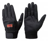 操法快速スプレー トンボレックス E-REX21BK 人工皮革製手袋