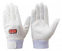 反射ベスト トンボレックス E-REX21W 人工皮革製手袋
