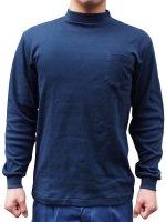 Tシャツ 紺長袖パルパーTシャツ