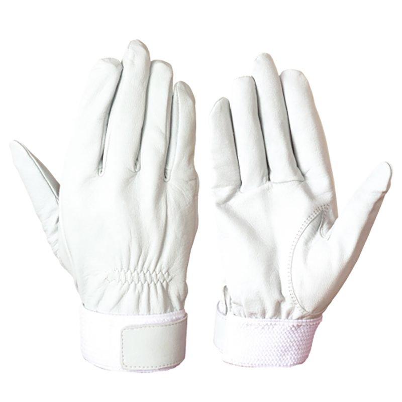 シモン RG-200 手の平補強当て無し 羊革手袋