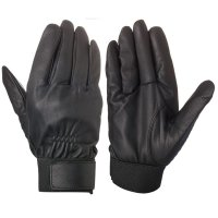 防火・作業用手袋 シモン RG-300 手の平補強当て無し 羊革手袋