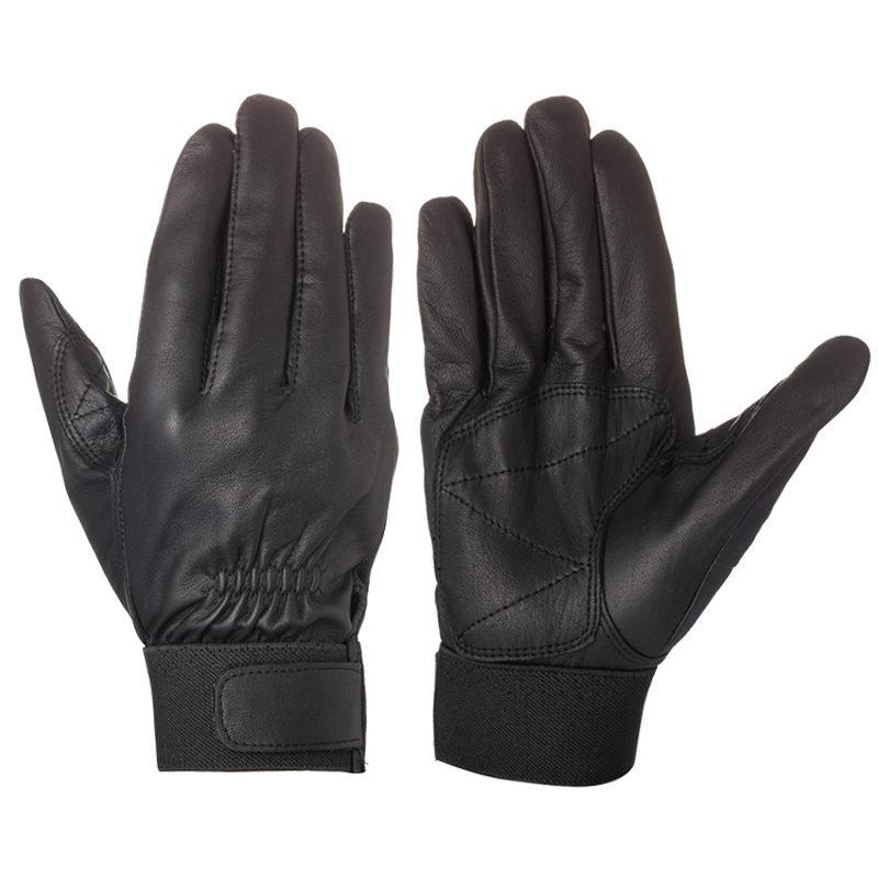 シモン RG-310 手の平補強当て付き 羊革手袋