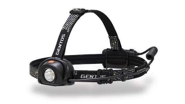 HEAD WARSシリーズ HW-V143D  GENTOS ジェントスヘッドライト