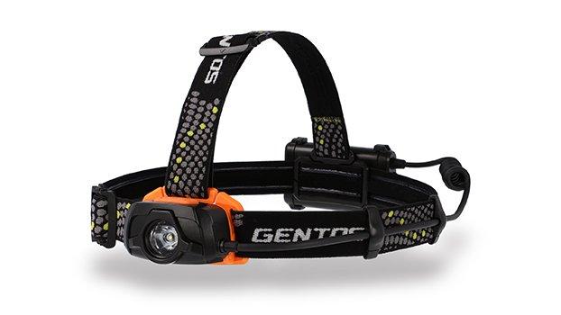GAIN TECHシリーズ GT-392D  GENTOS ジェントスヘッドライト