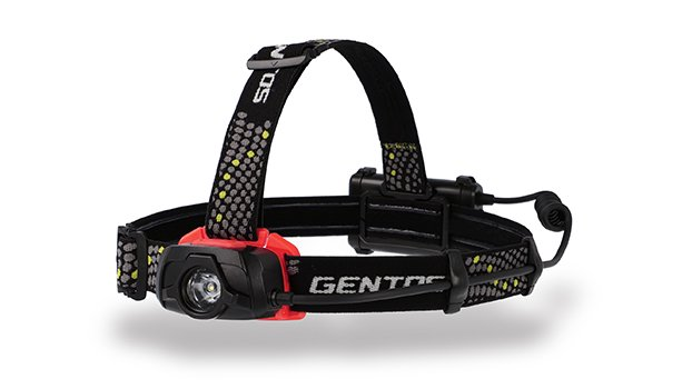 GAIN TECHシリーズ GT-393D  GENTOS ジェントスヘッドライト