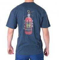 結合金具 消火器デザインTシャツ
