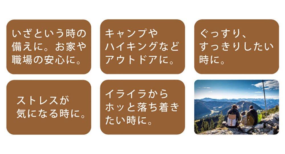 5年保存食 GABA配合 缶詰サプリパン メープル味【画像6】