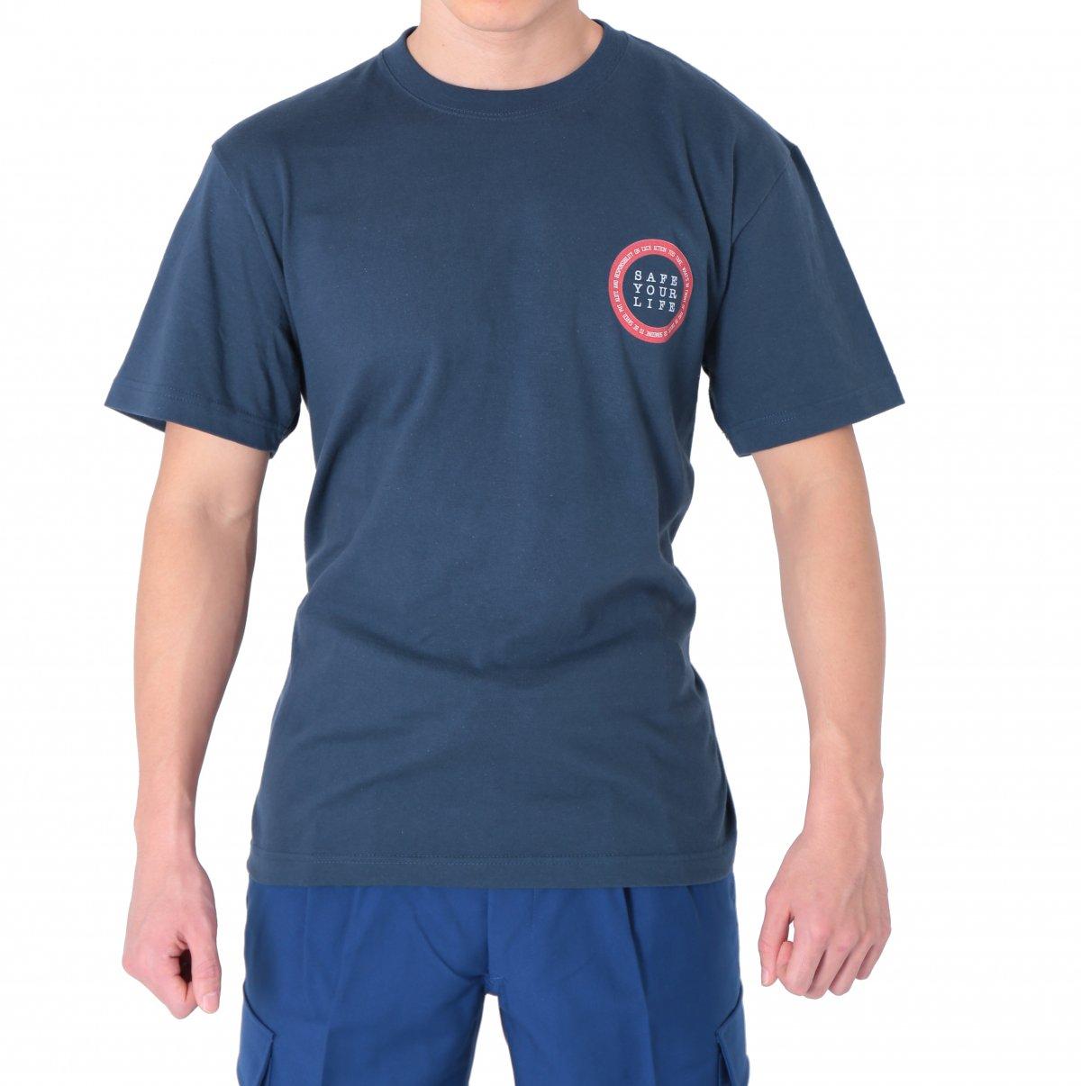 纏(まとい)デザインTシャツ【画像2】