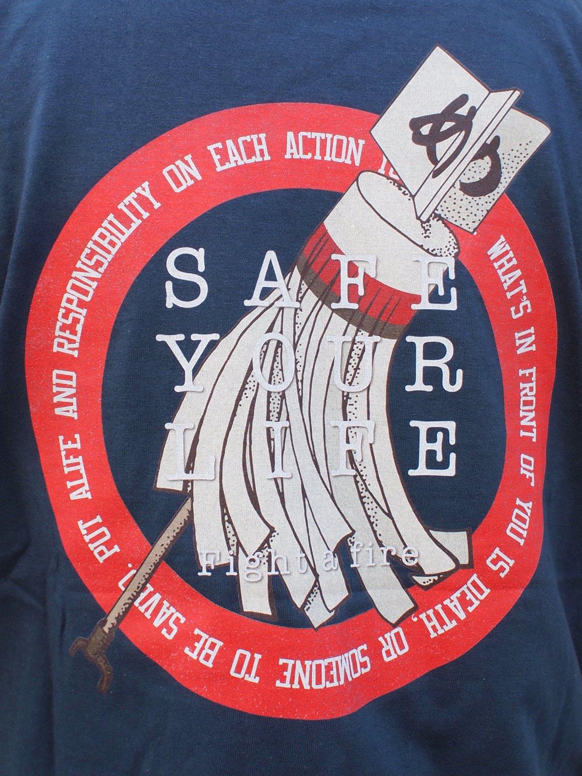 纏(まとい)デザインTシャツ【画像3】