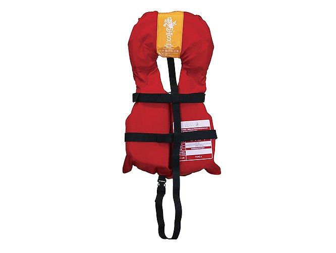 小型船舶用救命胴衣 TK-210 I(幼児用)国土交通省型式承認品 第5432号 TYPE A【画像2】