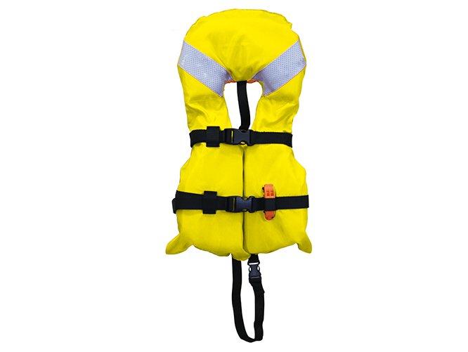 小型船舶用救命胴衣 TK-210 I(幼児用)国土交通省型式承認品 第5432号 TYPE A【画像3】