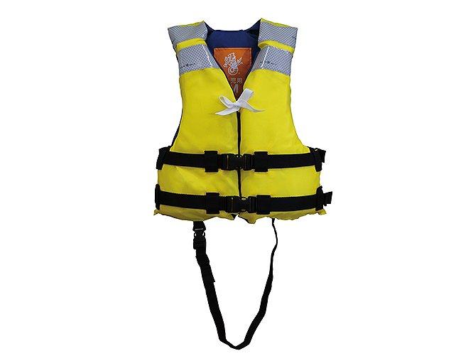 小型船舶用救命胴衣 TK-210C(小児用)国土交通省型式承認品 第5433号 TYPE A【画像3】