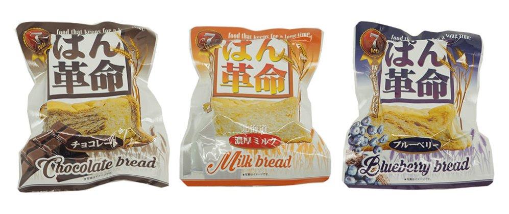 【7年保存】 非常食 ぱん革命 災害備蓄用パン