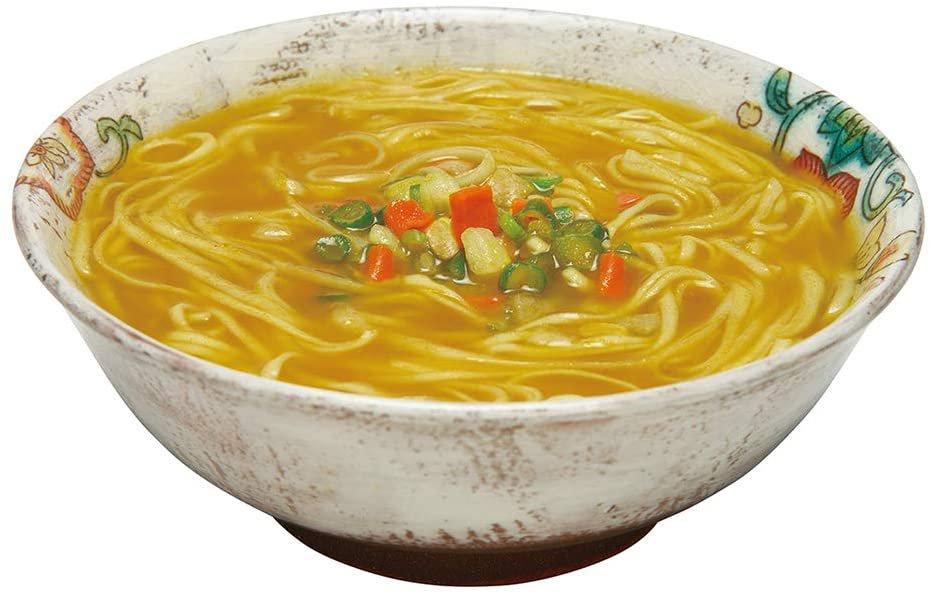 【5年保存】尾西食品「米粉でつくったカレーうどん」  非常食【画像4】