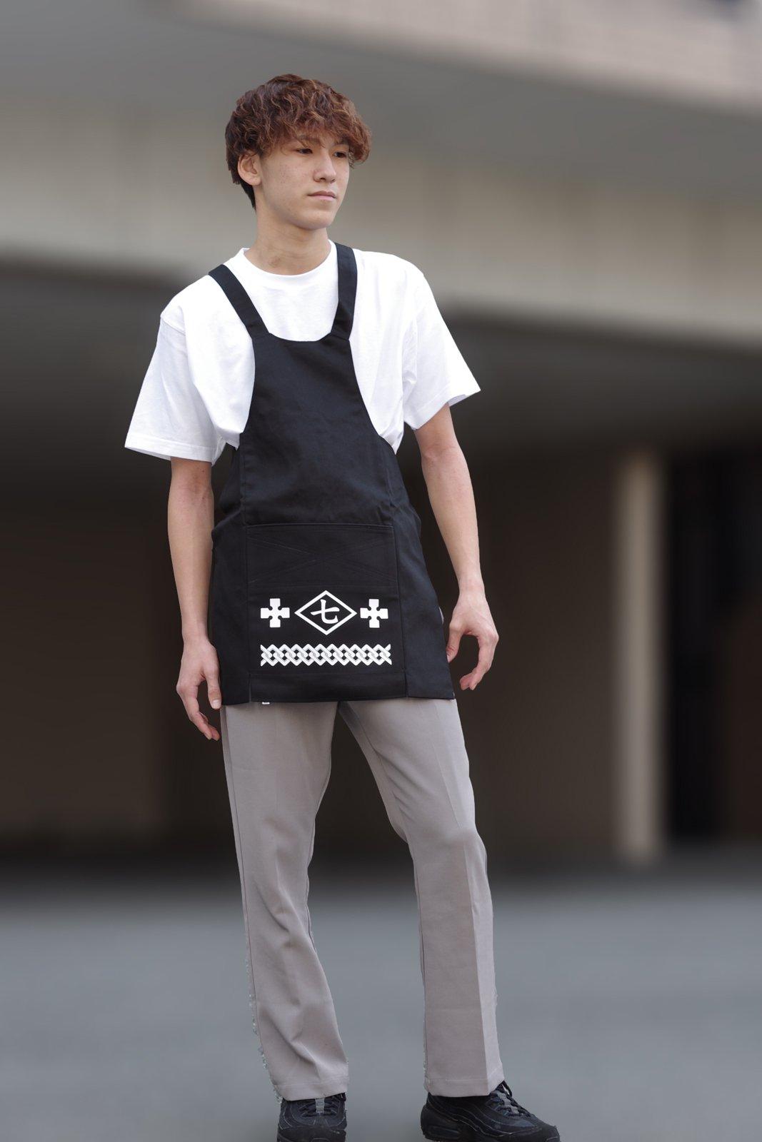 【炎炎ノ消防隊】第7特殊消防隊 腹掛け【画像6】