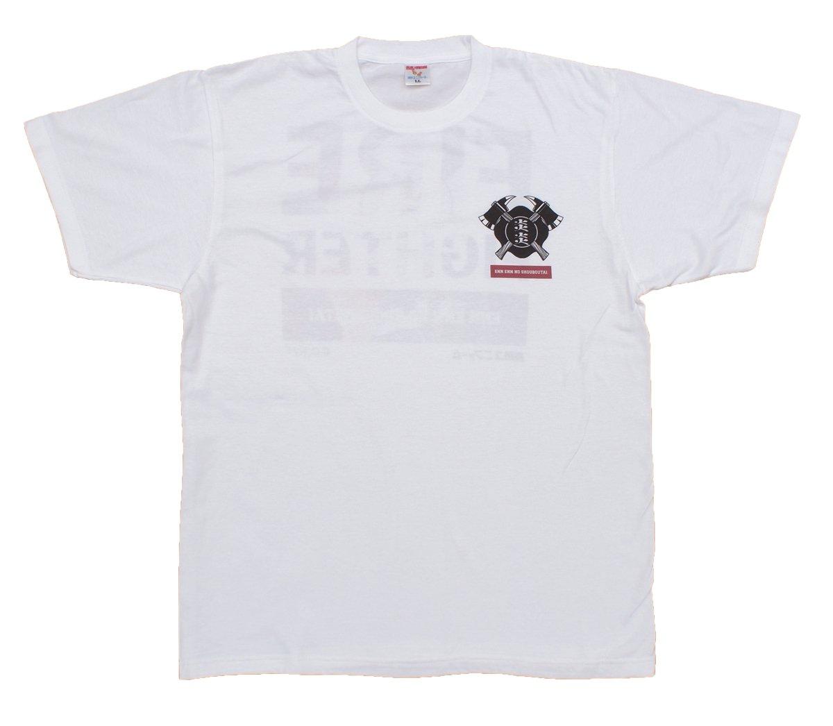 【炎炎ノ消防隊】特殊消防隊 特製Tシャツ【画像2】